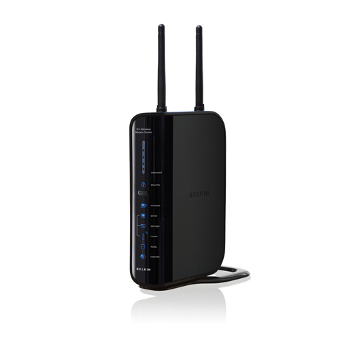 belkin adsl router. Belkin N Modem Router