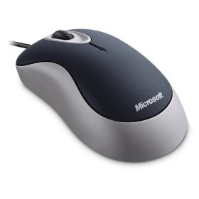 PC, Black Pearl, Comfort Optical Mouse 1000 (USB)