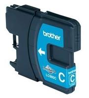 Cartucho de tinta Brother LC-980C - Cián
